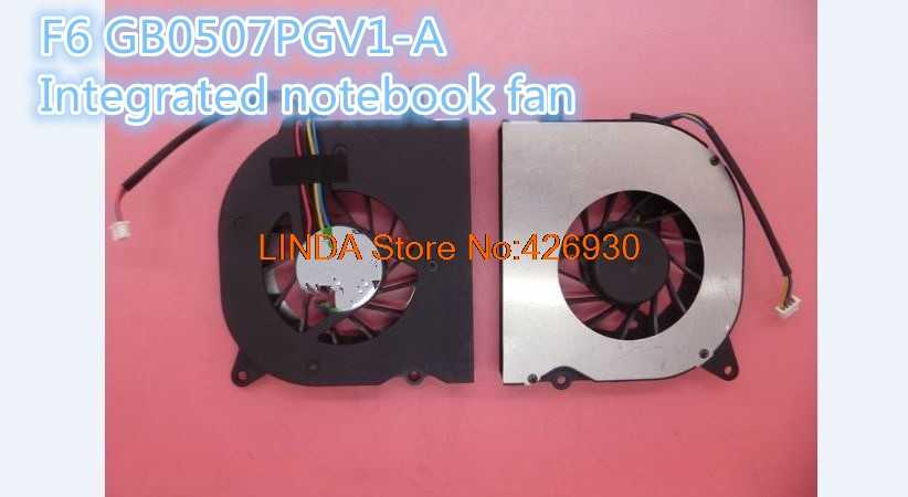 Laptop CPU Fan For ASUS Z96 S96J Z96S Z96F Z96J Z96JS Z96SP Z96 F6 UDQF2ZH18DAS (62*10) GB0507PGV1-A 13. v1.B327. f. GN DC 5V