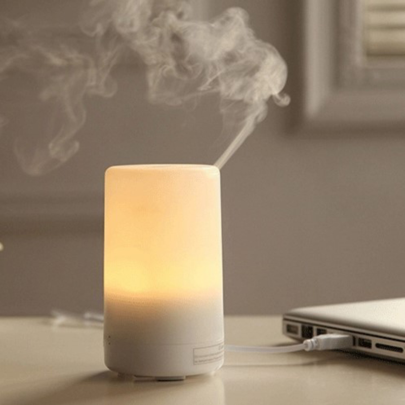Electric Diffuser Aromatherapy ~ Usb ultrasonic humidifier essential oil dry
