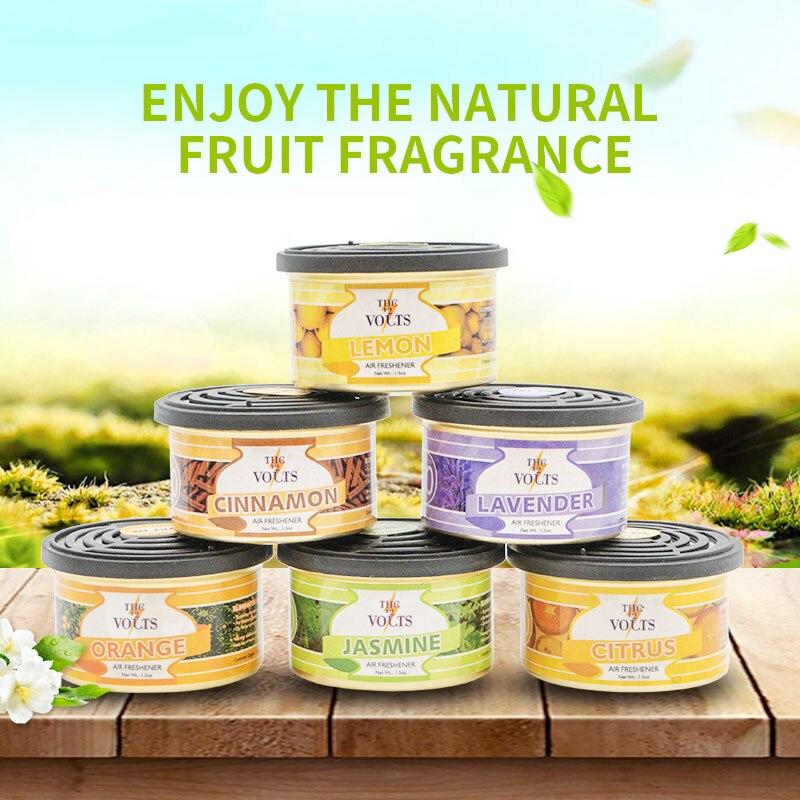 Fragrance Diffuser Deodorizing Lemon-Ornament-Decor Air-Freshener Flower Office-Scent