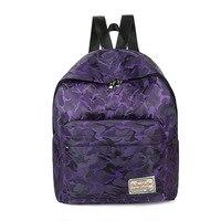 2017 New Fashion Men Women Camouflage Backpack Female Travel Bags Girl School Bag Lady Shoulder Bag