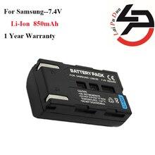 Alta calidad 850 mah batería a estrenar del reemplazo para samsung sb-lsm80 sb lsm80 sblsm80 vp-dc175 vp-dc565 vp-dc575 sc-d357