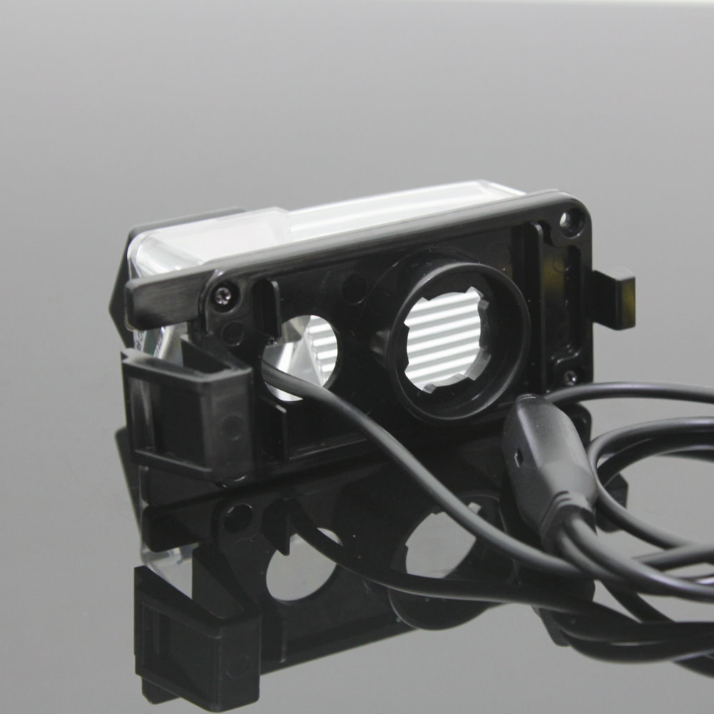 Liislee For Nissan Latio Hatchback / Livina Geniss Rear View Camera / Back  Up Park Camera NTST PAL / License Plate Lamp OEM-in Vehicle Camera from ...