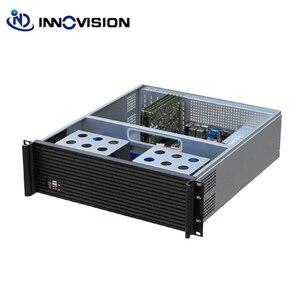 Image 3 - Coque dordinateur industrielle de conception haut de gamme RC3500L avec châssis/serveur en aluminium 3U à panneau avant
