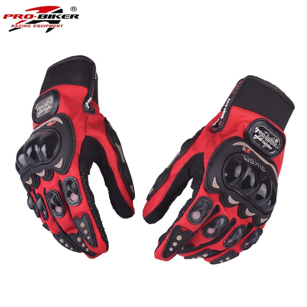 Motorrad Reiten Motorrad Handschuhe Schutz Biker Racing Männer Frauen Sport Outdoor Motocross Schutz Gears