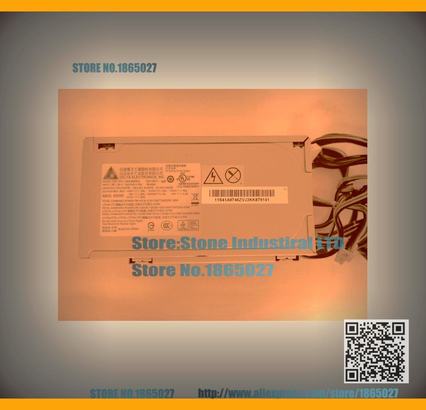 ФОТО S10 DPS-650PBA 650W Pow er sup ply 41A9745 41A9746 100% Tested Good Quality