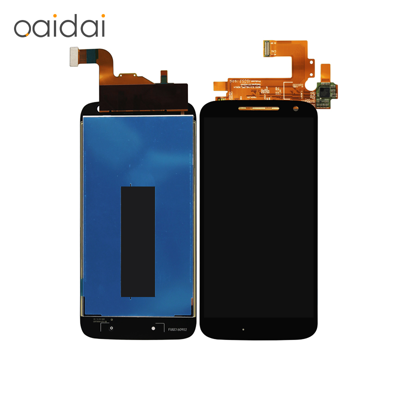Teléfono lcd para Moto G4 + Pantalla Táctil Digitalizador Asamblea Reemplazo Spa