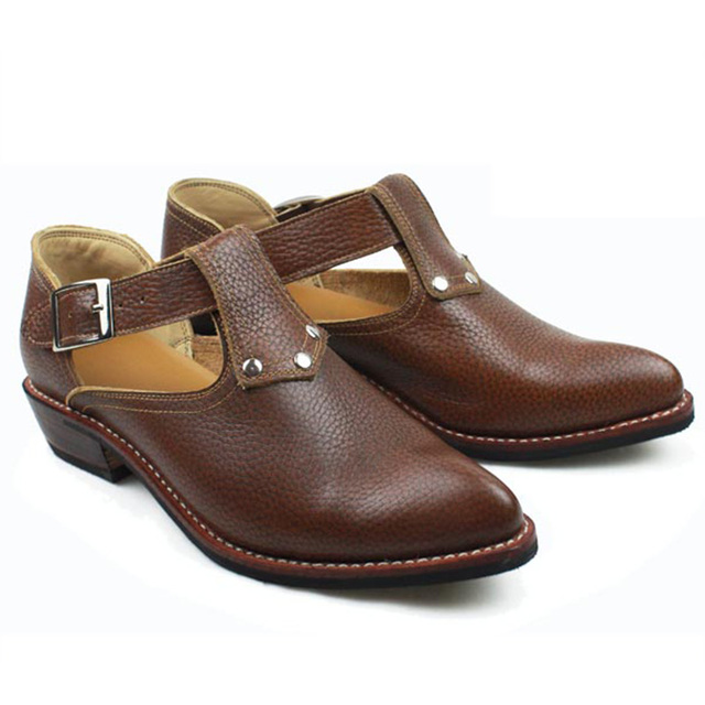 Luxury Handmade Boot Men West Cowboy Boots/Horse Botas Cowhide Genuine Leather Summer Sandals Boots bota masculina, EU38-45