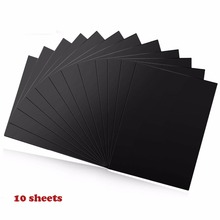 Hip Hop heat transfer vinyl 10*12 inch easy to cut and weed vinyls 10 sheets high elastic transfer film DIY for shirts iron on