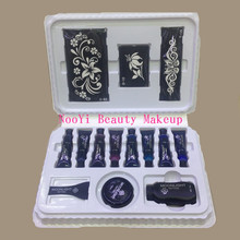 The latest fashion Temporary Tattoo Kit High simulation Tattoo,Keep on body 10-20 days – New R&D tattoo achievements