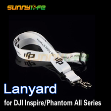 1pc 2.5cm-wide Belt Lanyard Sling Strap for DJI Remote Controller for DJI Inspire/ Phantom 4/3/2