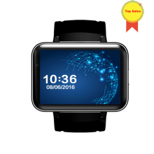 купить DM98 Smart Watch GPS 3G 900mAh Smartwatch Wifi Bluetooth Watches For IOS Android Support SIM Card 1.3MP Camera men phone watch недорого
