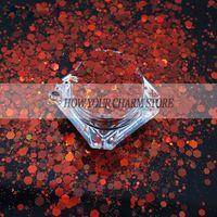 13 Colors 1KG Holographic Laser Rose Glitter Mix Hexagon Paillette Spangle Powder Shape for Nail Art Glitter Craft Decoration