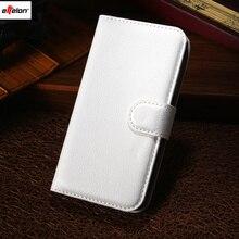 Effelon One Touch XPOP OT5035D Litchi texture PU Leather Flip Case For Alcatel One Touch XPOP OT5035D Wallet Case Cover