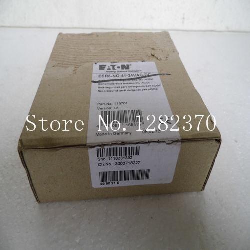 цена на [SA] New original special sales ETN safety relay ESR5-NO-41-24VAC-DC spot