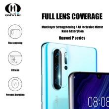 Защита объектива камеры мобильного телефона мягкая пленка для huawei P30 30pro 30 lite P20 20pro защита экрана Mate20 20x 20pro 20 lite RS