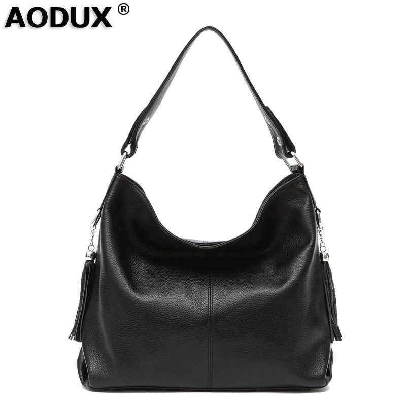 4a33a6573da7 Быстрая доставка 100% натуральная кожа женская сумка первый слой коровья  кожа длинная Handel сумка через