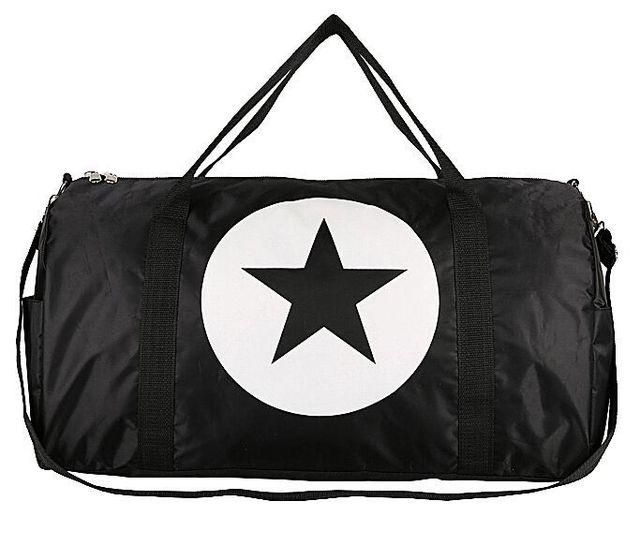 2016 NEW Large Size Travel Bag Luggage Handbag Portable Big Star One Shoulder Capacity Boarding bag 3 Colors  Luggage Bag