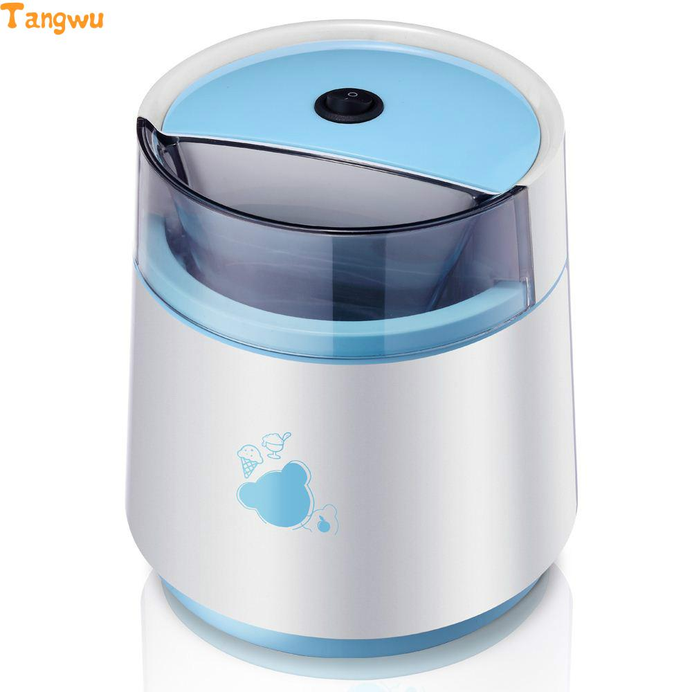 Free shipping Parts Ice cream ice machine automatic Ice Cream Makers