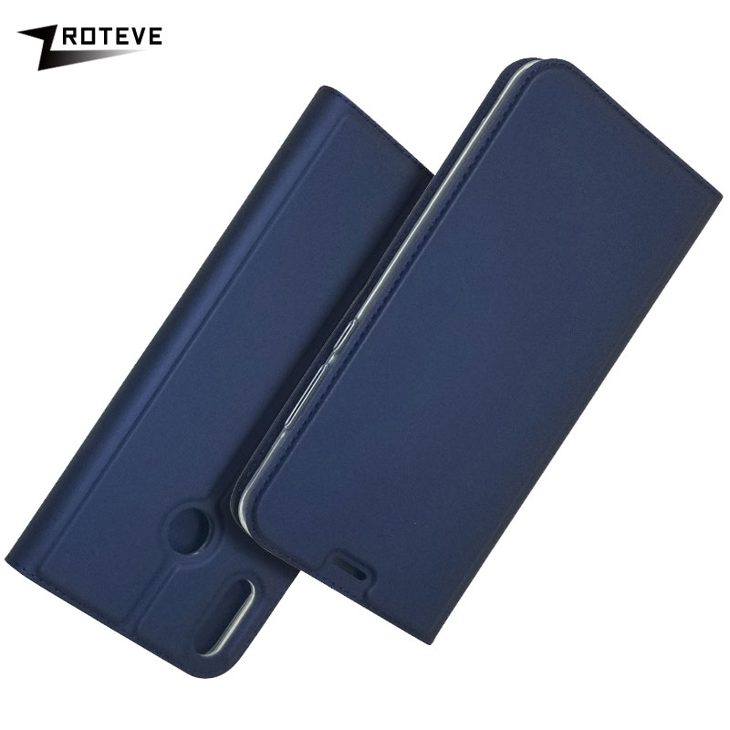 Huawei Honor 8X Case Cover ZROTEVE PU Leather Wallet Coque Max Stand Flip For MaxCases