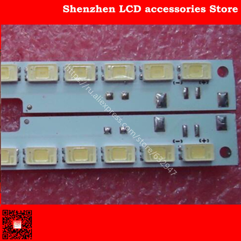 купить 2011SVS55-6.5K-V2-4CH-PV-LEFT100 Article lamp BN64-01664A 1piece=100LED 680MM по цене 5433 рублей