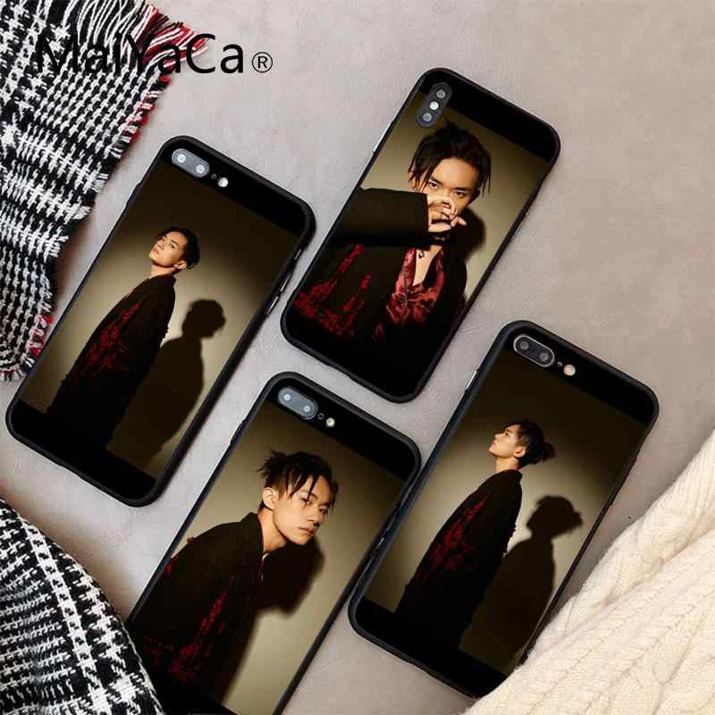 MaiYaCa Idol Jackson Yi Yi yang qianxi High Quality Classic Phone Case Accessories  For iphone 5 5s 5c SE And 6s 7 8 XS XR XSMAX