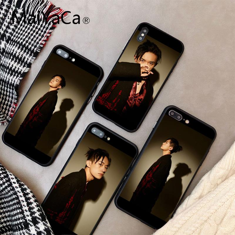 MaiYaCa Idol Jackson Yi Yi yang qianxi High Quality Classic Phone Case Accessories For iphone 5 5s 5c SE And 6s 7 8 XS XR XSMAX