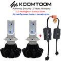 K7S H1 H3 H7 Car LED Headlight Bulb Canbus No Error Canceller Decoder 9005 9006 9004 9007 H8 H11 H4 LED Headlight Canbus Kit