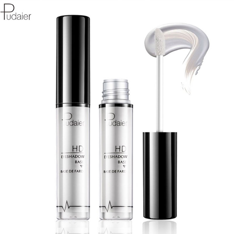 New White Eye Primer Base Eye Makeup Liquid Cream Waterproof Sequin Eyeshadow Eyelid Base Moisturizing Cosmetics Eye Concealer image