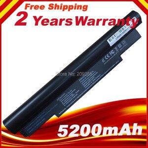 """Image 1 - Nouveau 6 CELLULES Noir Batterie Pour Samsung NC10 10.2 """"NP NC10 NC20 ND10 ND20 N110 N120 N130 N135 AA PB1TC6B AA PB6NC6W"""