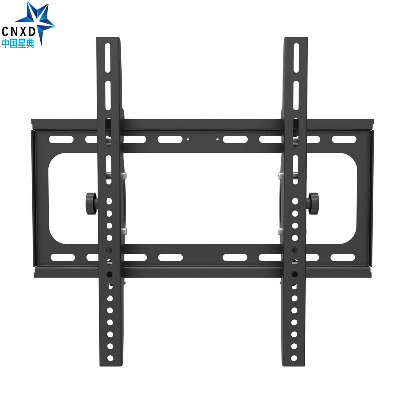 Articulating Tilting 15 degree TV Wall Mount Bracket for26-55 Inch LED LCD Plasma TV VESA 400 x 400mm 110lbs Loading Capacity extra slim 2014 led bracket vesa 600 400 tv mount led tv wall bracket 55 60 for tv free shipping