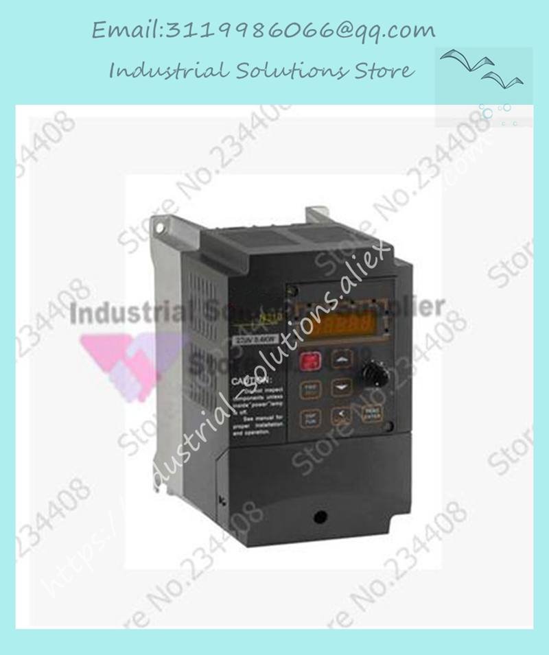 Frequency Converter Single Phase N310-20P5-H 220V 0.4KW N310 High Performance NewFrequency Converter Single Phase N310-20P5-H 220V 0.4KW N310 High Performance New