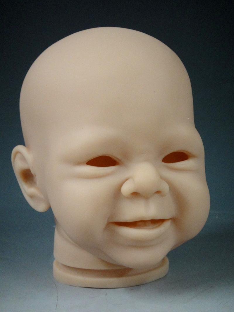 Limited Edition DIY Reborn Doll Kit 22inches Reborn Supply Reborn Baby Doll Parts