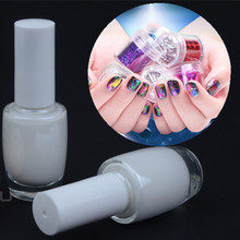 1Pc 8ml Hot-Sell Nail Glue For Transfer Starry Stickers Nail Foil Glue #9341