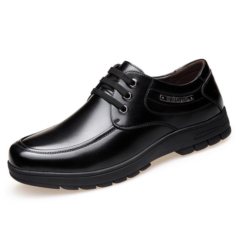 Printemps Social Casual Mpx8116112 Chaussures Designer chocolat Noir Cuir Mode Hommes En Marque 4qXa5w4