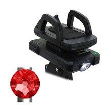 Meilan X2 kerékpár világítás tartó S1 fék hátsó lámpa kerékpár fogantyú 200lm 5400mAh led mobiltelefon tartó konzolok