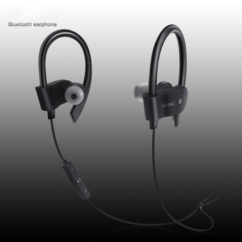 56S Wireless Bluetooth Headphones Waterproof IPX5 Earphone Sport Running Headset Stereo Bass Earbuds Handsfree With Mic