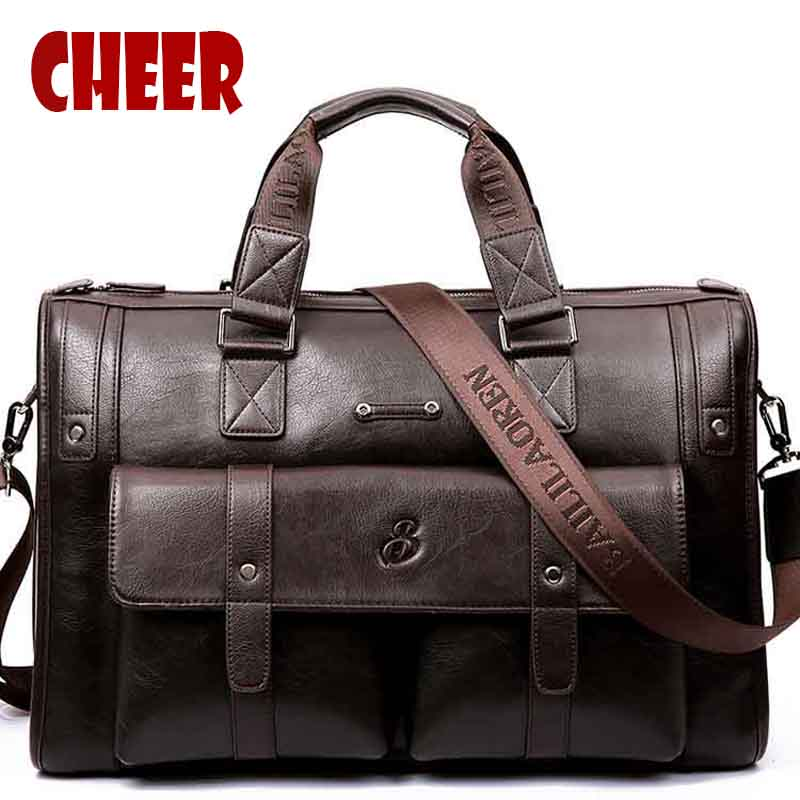 Мужские сумки кожаные от мировых брендов