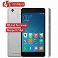 """Оригинал Xiaomi Redmi 3 s 4100 mAh Snapdragon 430 FDD LTE Окта основные 2 Г RAM 4 Г Отпечатков Пальцев ID 5.0 """"13MP 1080 P MIUI 8 Мобильных Телефонов"""