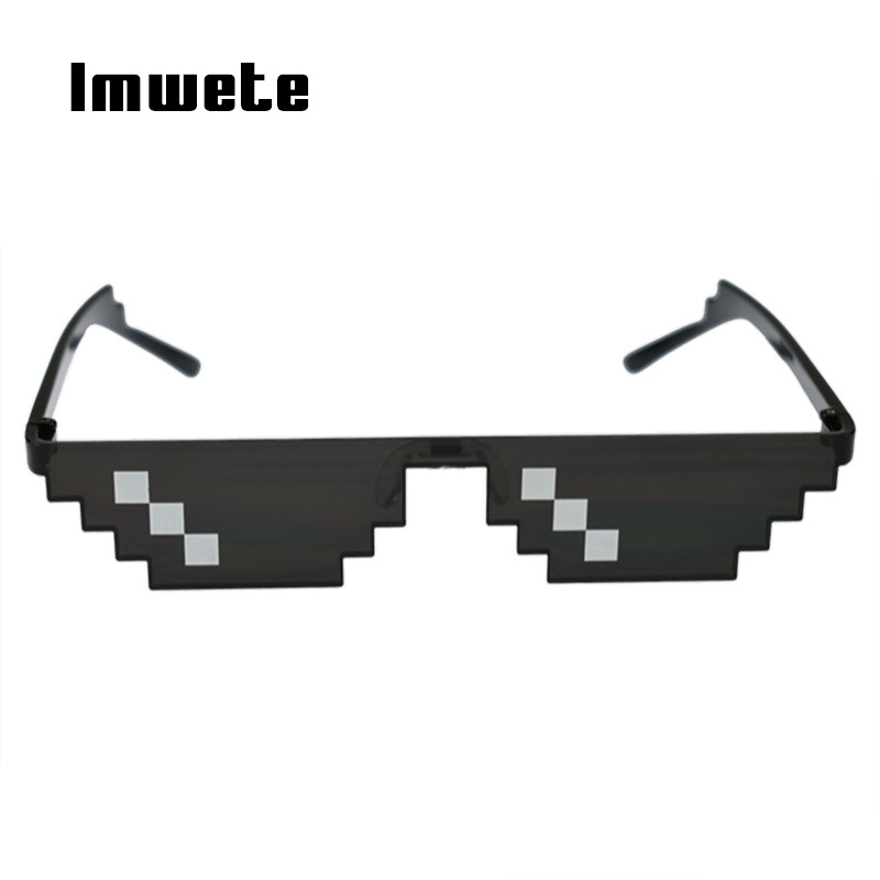 16dd162cb8 Summary -  Deal With It Glasses Thug Life Sunglasses By Swagasaurus Rex