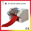 150 мм мини-цифровых принтера ленты, Цифровой атласная лента, Тиснение фольгой принтер, Plateless цифровой баннер печатная машина