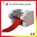 150 mm Mini impresora Digital de la cinta, Digital de la cinta del satén, lámina de estampación en caliente, Digital plateless máquina de impresión de la