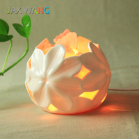 LED Night Light USB Himalayan Salt Lamp Air Purifier Crystal Salt Rock Night Lamp For Office Desk Bedside Bedroom luminaire