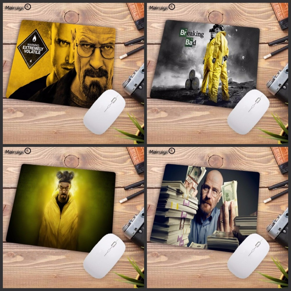 Mairuige  Breaking Bad Art Speed Version Large Gaming Mouse Pad Rubber  Mouse Mat For Laptop Computer Desk Pad Keyboard Mat