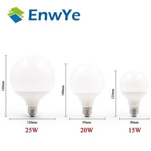 Image 3 - EnwYeหลอดไฟLED 220V 230V 240Vสีขาวเย็น/อบอุ่นสีขาว 15W 20W 25W e27 LED Dragon Ballหลอดไฟในร่ม