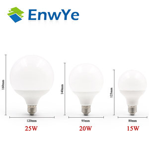 Image 3 - EnwYe LED Bulb 220V 230V 240V Cold White/Warm White 15W 20W 25W E27 LED Dragon Ball Bulb Light Bulbs Indoor Lighting