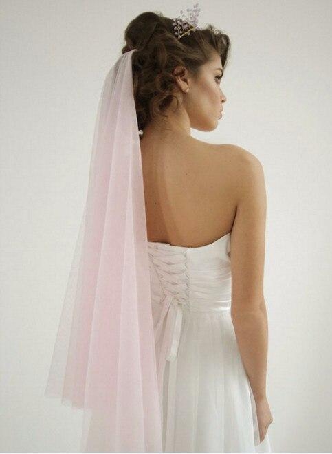 Online Get Cheap Pink Veils Aliexpress