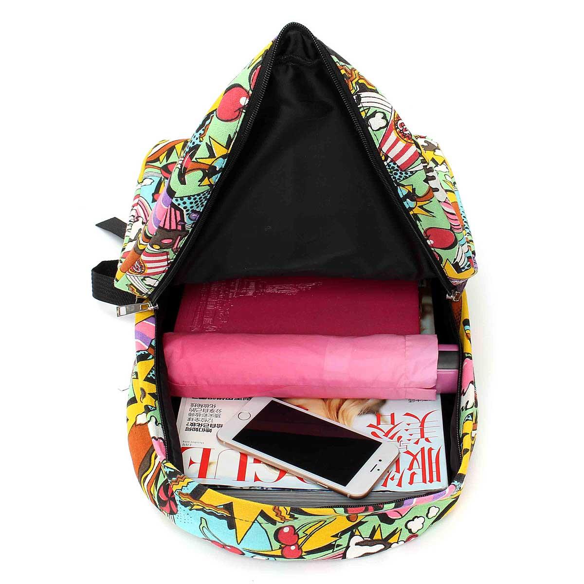 impressão dos desenhos animados mochila Modelo Número : Backpacks