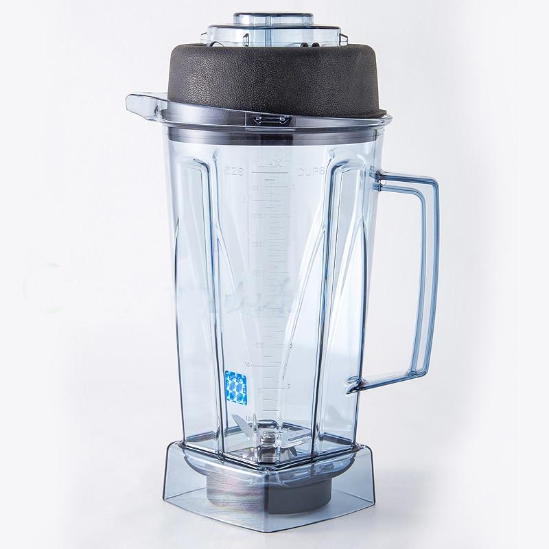 JTC OmniBlend I Original Series Commercial Blender + 2 0L BPA Free Jug in Black
