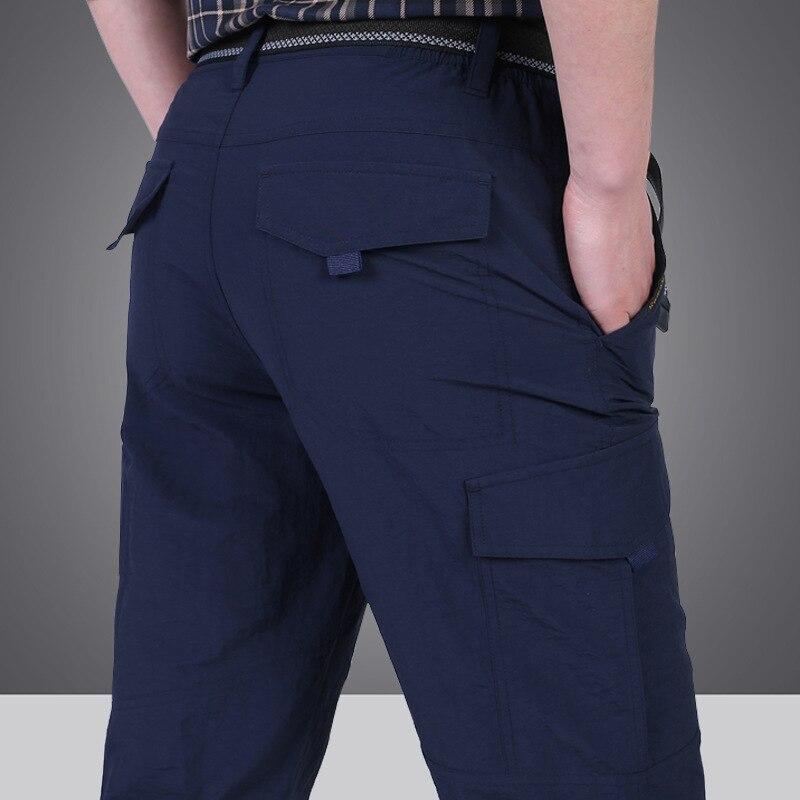 calças de secagem rápida caminhadas & calças