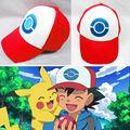 Kids Adult Pokemon Go Cosplay Cap Drake Hip Hop Pikachu Pocket Monster Bone Dad Hat Baseball Caps Charms Ash Ketchum Casquette